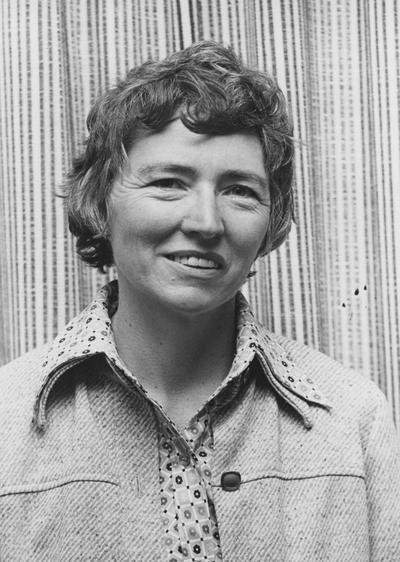 Hermansdorfer, Sally, Board of Trustees 1975 - 1983