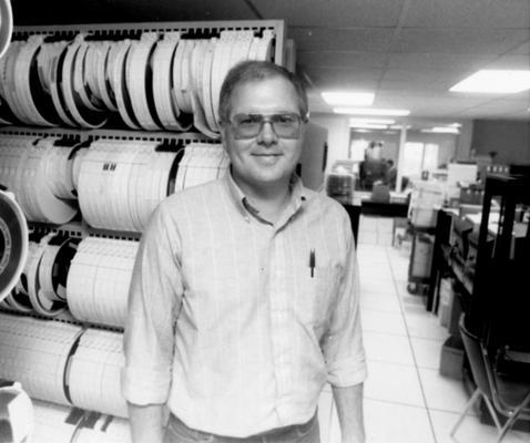 Holt, James Alan,  University of Kentucky employee