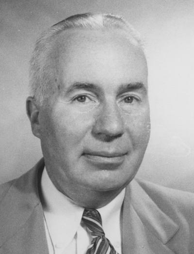 Howell, William B., County Agent, Mercer, Trimble, Oldham, Henry Counties 1925-1967