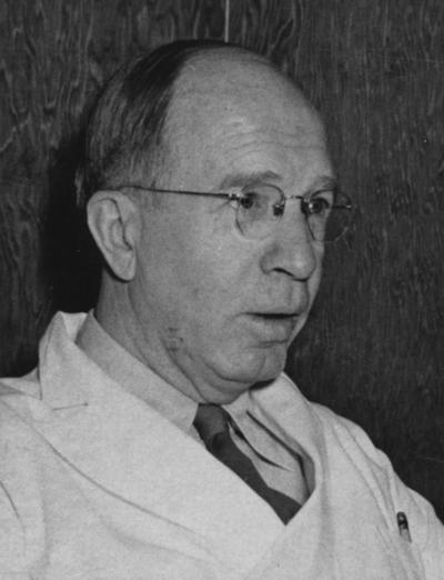 Huddleston, Forest, Professor of Microbiology and Public Health