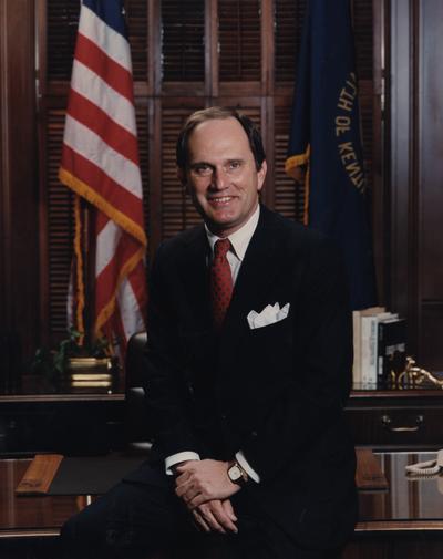 Jones, Brereton, Governor of Kentucky 1991-1995