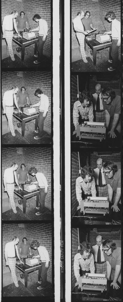 Keller, G. Randy, University of Kentucky Professor, Seismologists