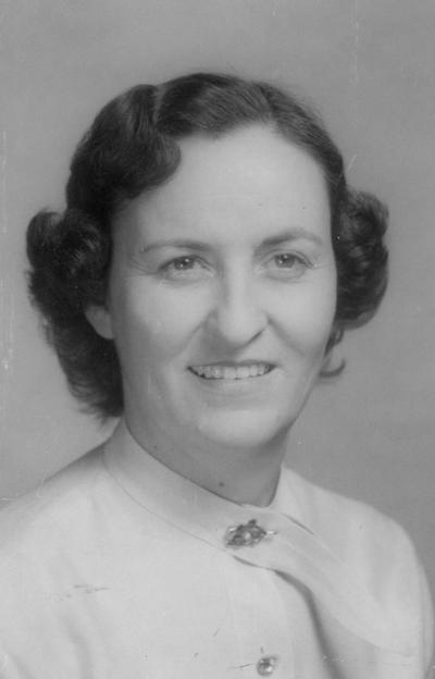 Barrett, Olive E., Professor of Education, Instruction Department, Public Relations Department