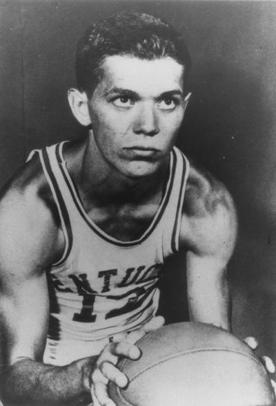 Beard, Ralph, student, 1946 - 1949, member of two championship basketball teams (1947 -1948, 1948 - 1949)