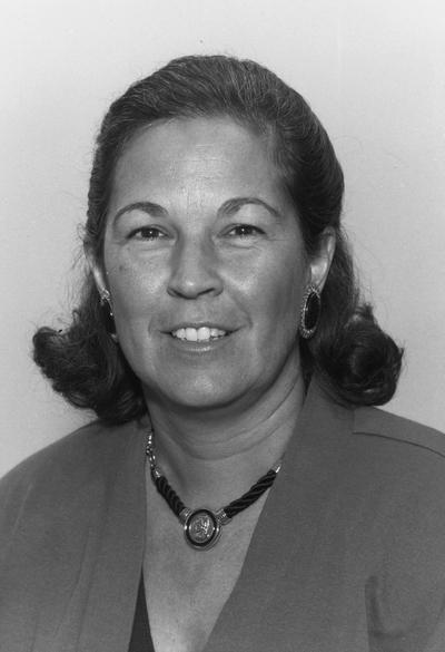 Bell, Kay Shropshire, Member of Board of Trustees, 1991 - 1992; 1992 - 1999