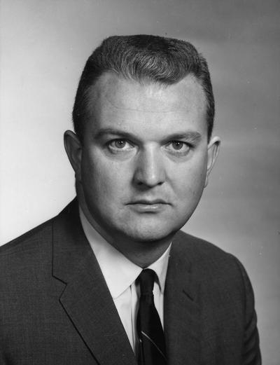 Bennett, Ian C., Professor of Periodontics, College of Dentistry, 1965 - 1968