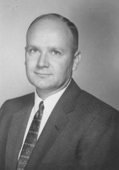 Marshall, Maurice, Associate Professor of Mechanical Engineering
