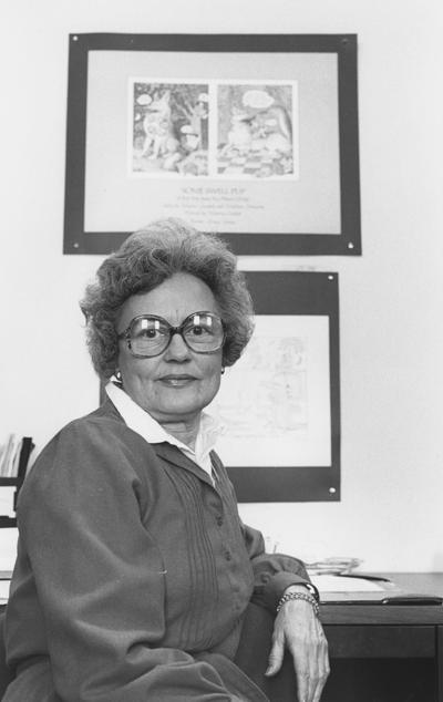 McConnell, Anne Y., Professor of Library Science, children's literature