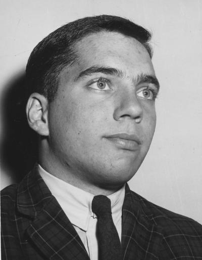Modecki, Carl, 1964 graduate