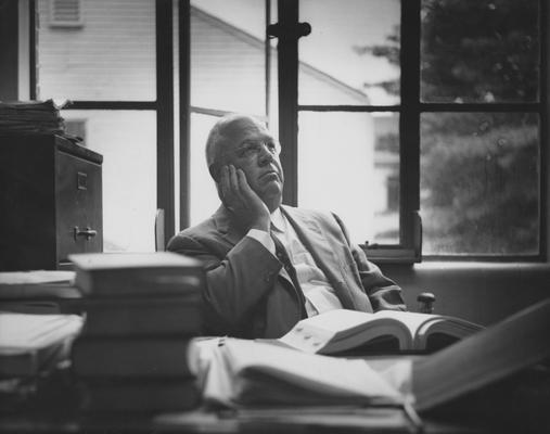 Moreland, Roy M., Professor of Law 1926-1966, Public Relations Department