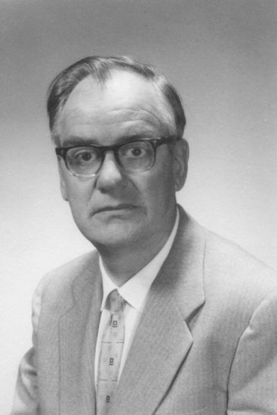 Murphy, Robert, Professor of Journalism, then appointed the Director of the School of Journalism in the College of Communications