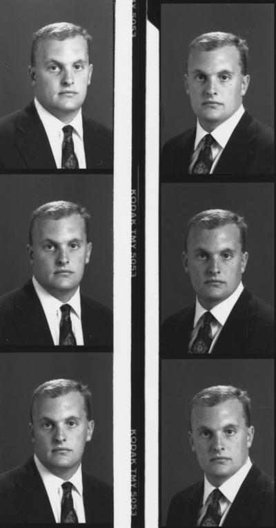 November, Pete, 1991 - 93 Student Government President and Student Member of the Board of Trustees