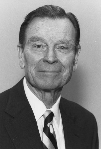Ockerman, Foster, 1989 - 92 University of Kentucky Member of the Board of Trustees