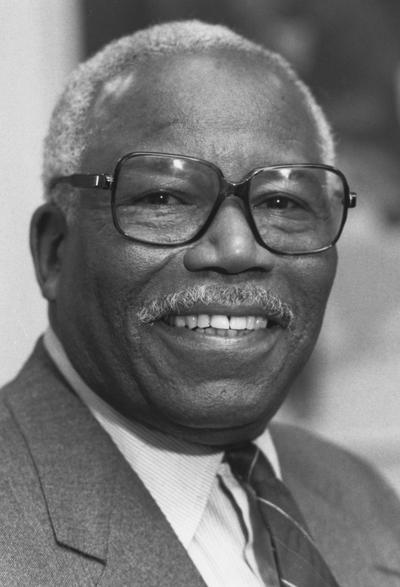 Parker, William C., Vice Chancellor for Minority Affairs at the University of Kentucky