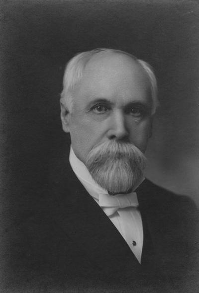 Patterson, Walter Kennedy, Brother of President Patterson, Instructor in Physics, Principal of Academy 1879-1911