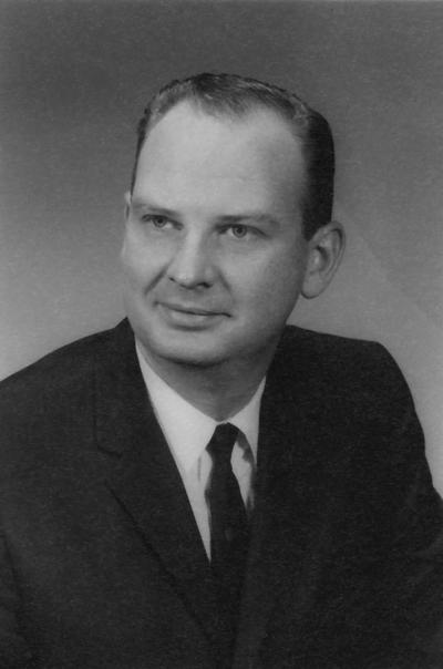 Billups, Norman F., Professor of Pharmacy