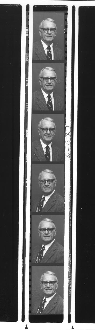 Binkley, Harold R., Chariman Emeritus, Vocational Education Department, College of Education