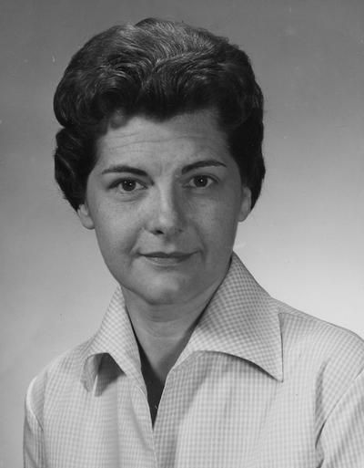 Bishop, M. Lynda, Public Relations Department