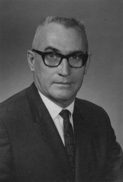 Blakeman, Robert Wilson, Manager of Housing Operations