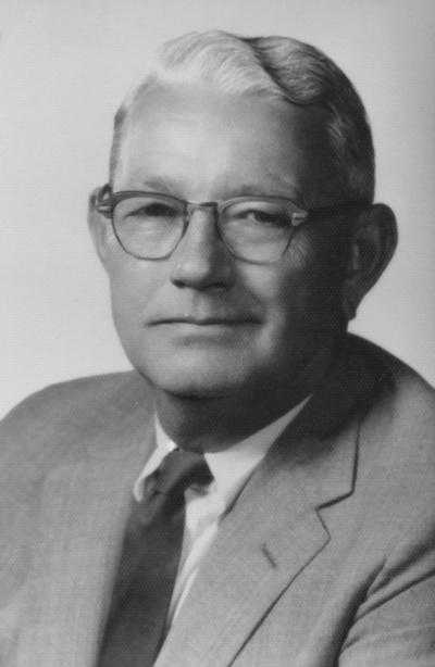 Pence, James H.,  1928 graduate of Commerce College, President of Pence Investment Corporation,  1969 - 1972 Board of Trustees member