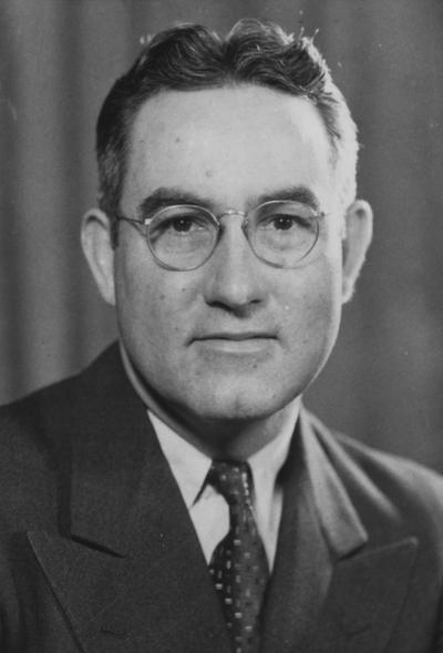 Poundstone, Albert Bruce, Head of Department of feed and fertilizer control