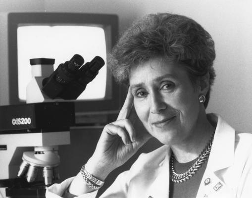 Powell, Deborah, Professor of pathology, 1992 - 1998 Member of the Board of Trustees
