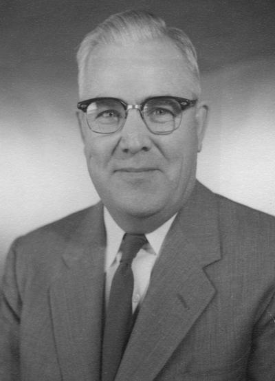 Roberts, John B., Economist and Assistant Professor of Agricultural Economics
