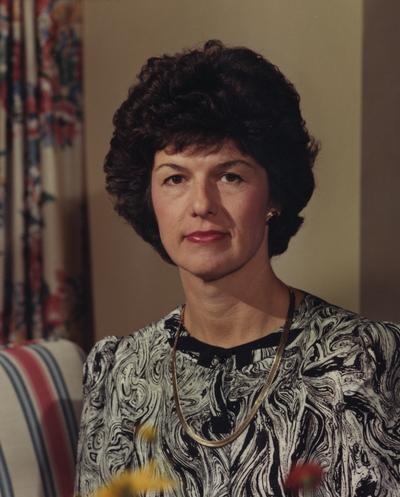 Roselle, Louise, President Roselle's Spouse 1987-1989