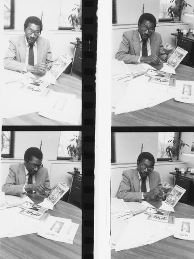 Rowell, Charles H., Dean of Undergraduate Studies