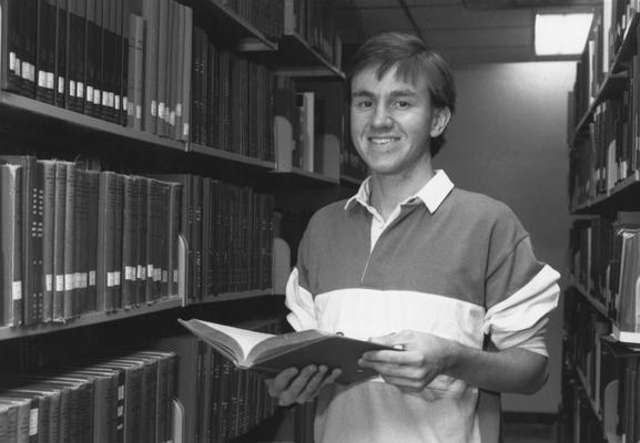 Scheurich, Neil, 1991 alumnus