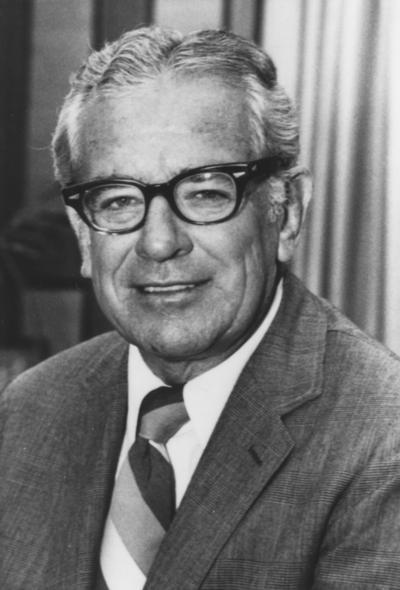 Singletary, Otis A., University of Kentucky President 1969-1987