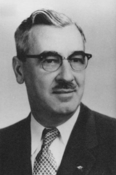 Slone, Earl P., Dean of Pharmacy