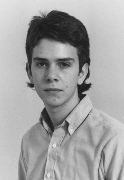 Steilberg, Hays, 1986 alumnus