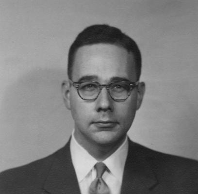 Boyer, Robert, Professor, Chemistry Department, Public Relations Department