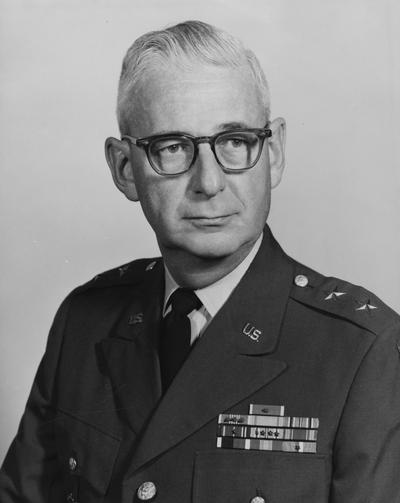 Britton, Major General Frank H., Deputy Commanding General, First United States Army, Fort Meade, Maryland, Central Photo Facility, Fort Meade, MD, photographer: John C. Dietz