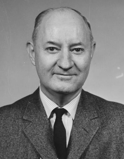 Brown, Henry Corley, County Agent, Cooperative Extension Service, Jefferson, Scott, Bath, Graves, Fulton Counties, 1928 - 1968