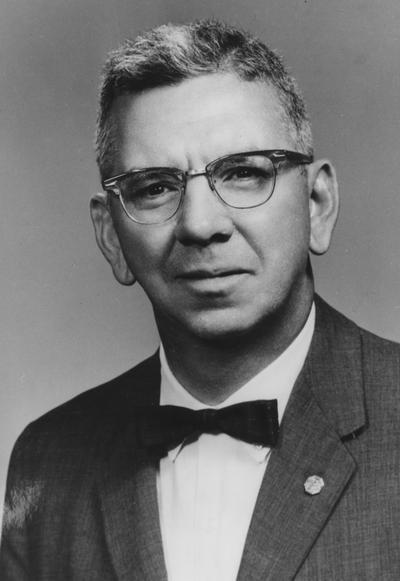 Street, William Paul, Director of the Bureau of School Services