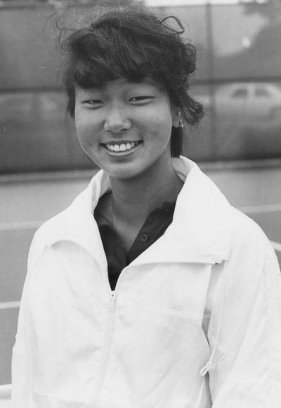 Takagi, Tamara, Lady Cats Tennis