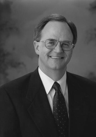 Todd, Lee T., University of Kentucky President, 2001 -