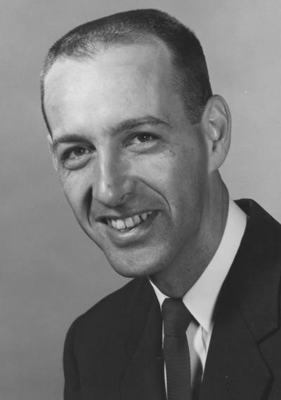 VanHook, Ed, 1962 Alumnus