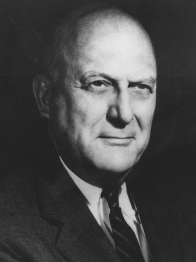 Wallace, Earl D., Engineer. Businessman. University of Kentucky, B.S., 1921, 1985 Hall of Distrinquished Alumni