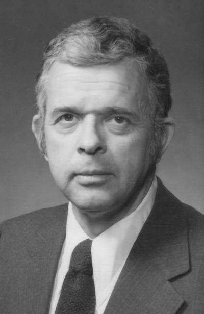 Warren, Richard L., Professor of Social and Philosophical Studies