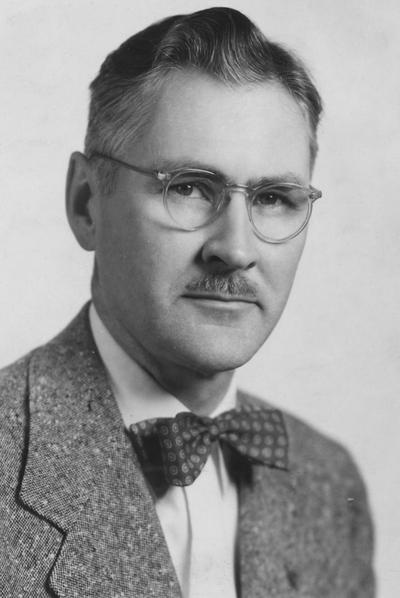 Webster, Gilbert T., an Univeristy of Nebraska agronomist, became the head of the University of Kentucy Agronomy department, suceeding Dr. H. Bruce Price, who had served for two years, Dr. Webster also supervised the work of the Northern Great Plains Regional Sweet Clover Nurseries, from the Public Relations Department