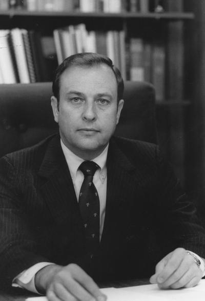 Wethington, Charles, University of Kentucky President 1990-2001