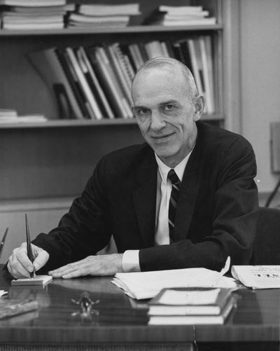 Willard, William R., Dean of College of Medicine