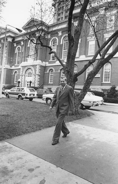 Cochran, Lewis W., Vice President of Academic Affairs