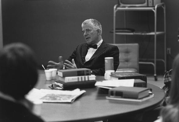 Cox, Archibald, First Watergate Prosecuter in 1973, he visited the college of Law