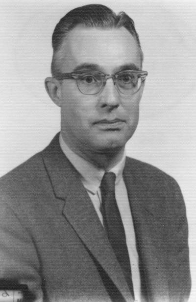 Brown, Robert O., Professor of Business and Economics, Public Relations Department