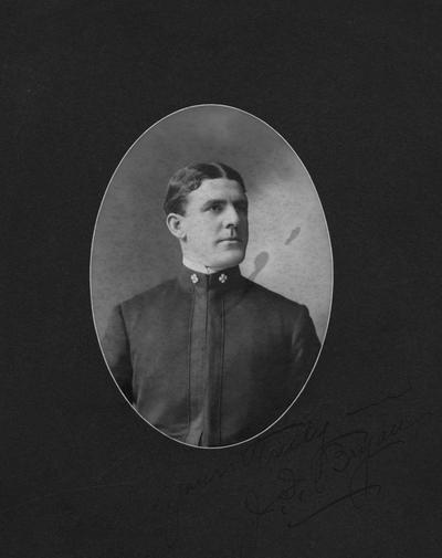 Bryan, John Irvin, 1893 Alumnus, B. S., Mechanical Engineering