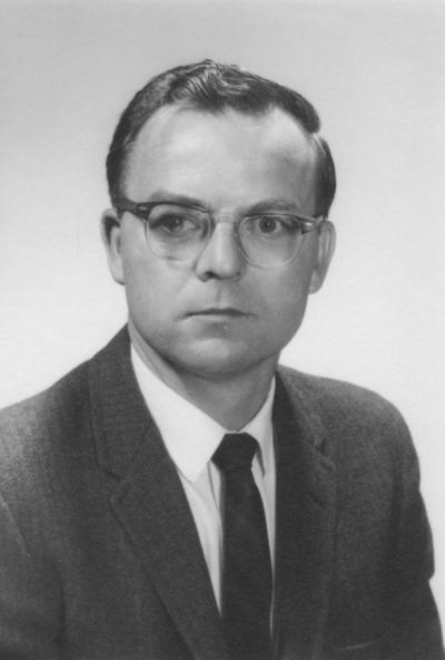 Bunn, Joe Millard, Professor, Agricultural Engineering